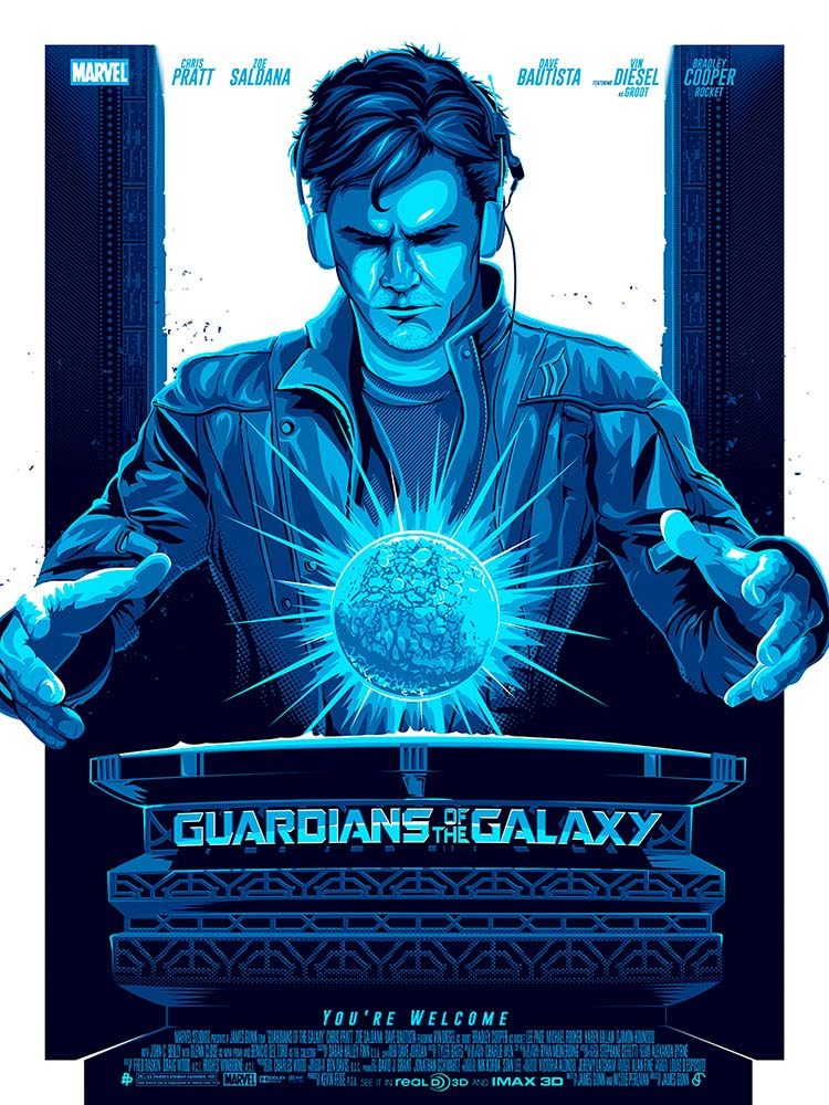 Best Movie Poster Illustrations by Patrick Connan