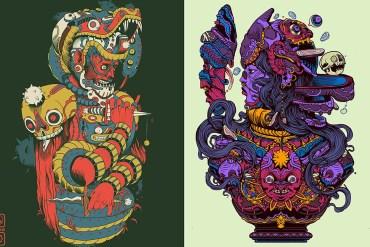 Brilliant Illustrations 2015
