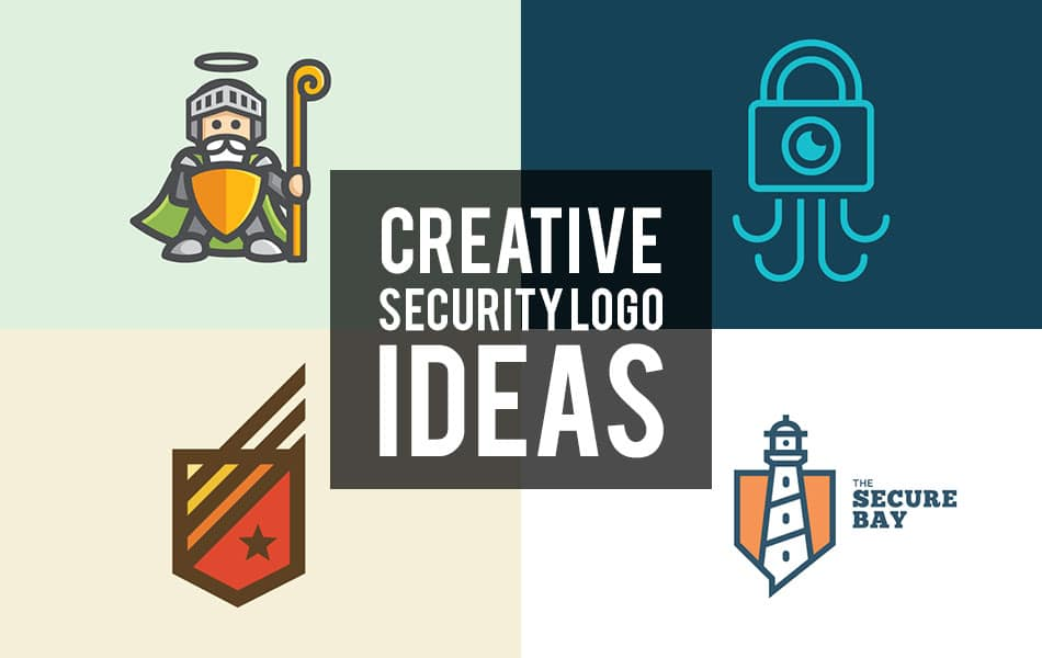 25 Creative Security Logo Ideas for Your Inspiration