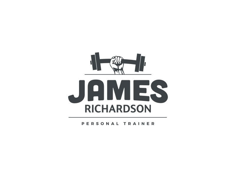 20 Creative Gym and Fitness Logo Designs
