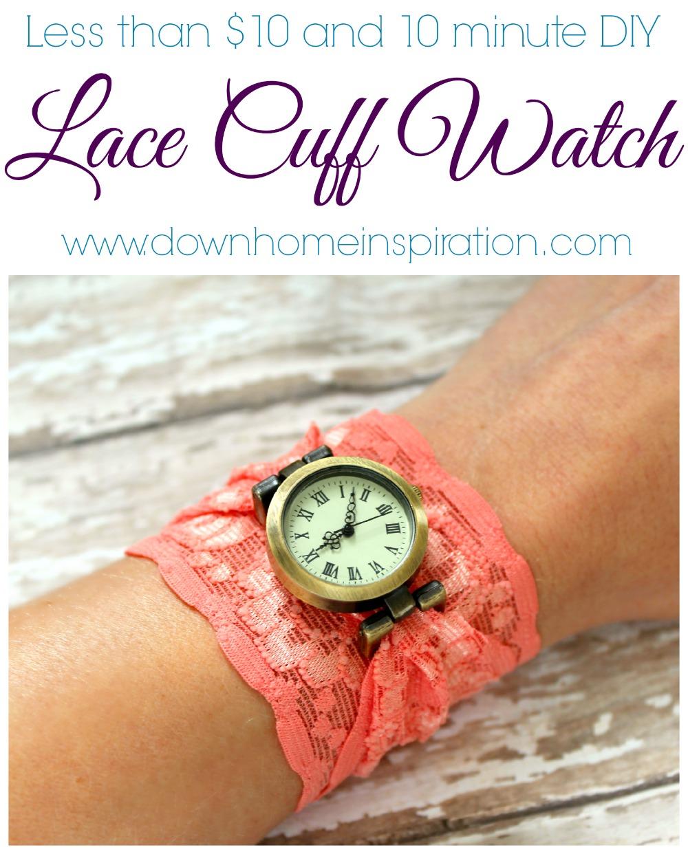 DIY-Lace-Cuff-Watch-5