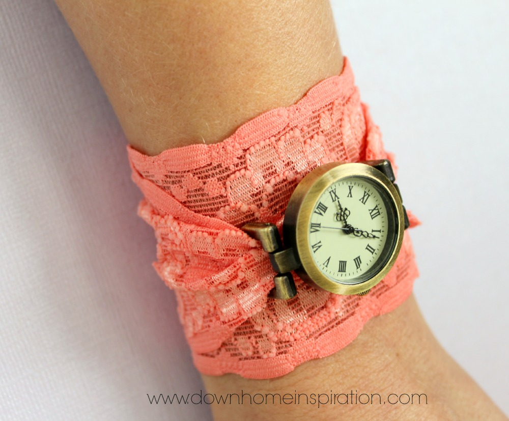 DIY-Lace-Cuff-Watch-7