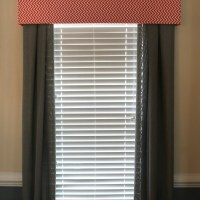 Renter Friendly, No Holes, No Damage $10 and 10 Minute DIY Window Valance
