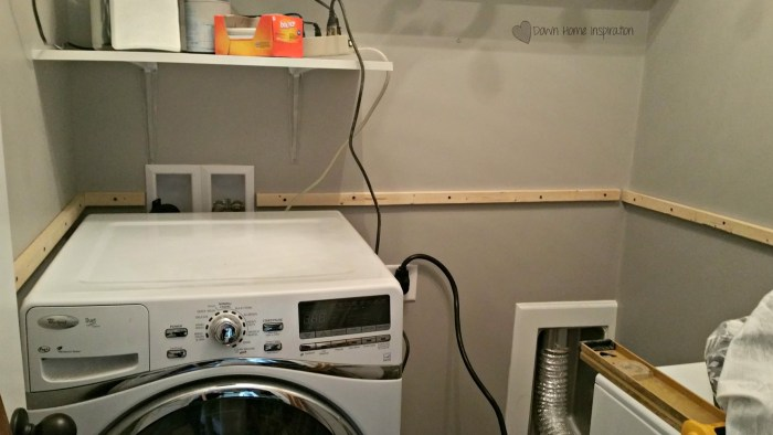 Diy laundry room countertop for under 40 down home inspiration laundry reveal 1 solutioingenieria Choice Image
