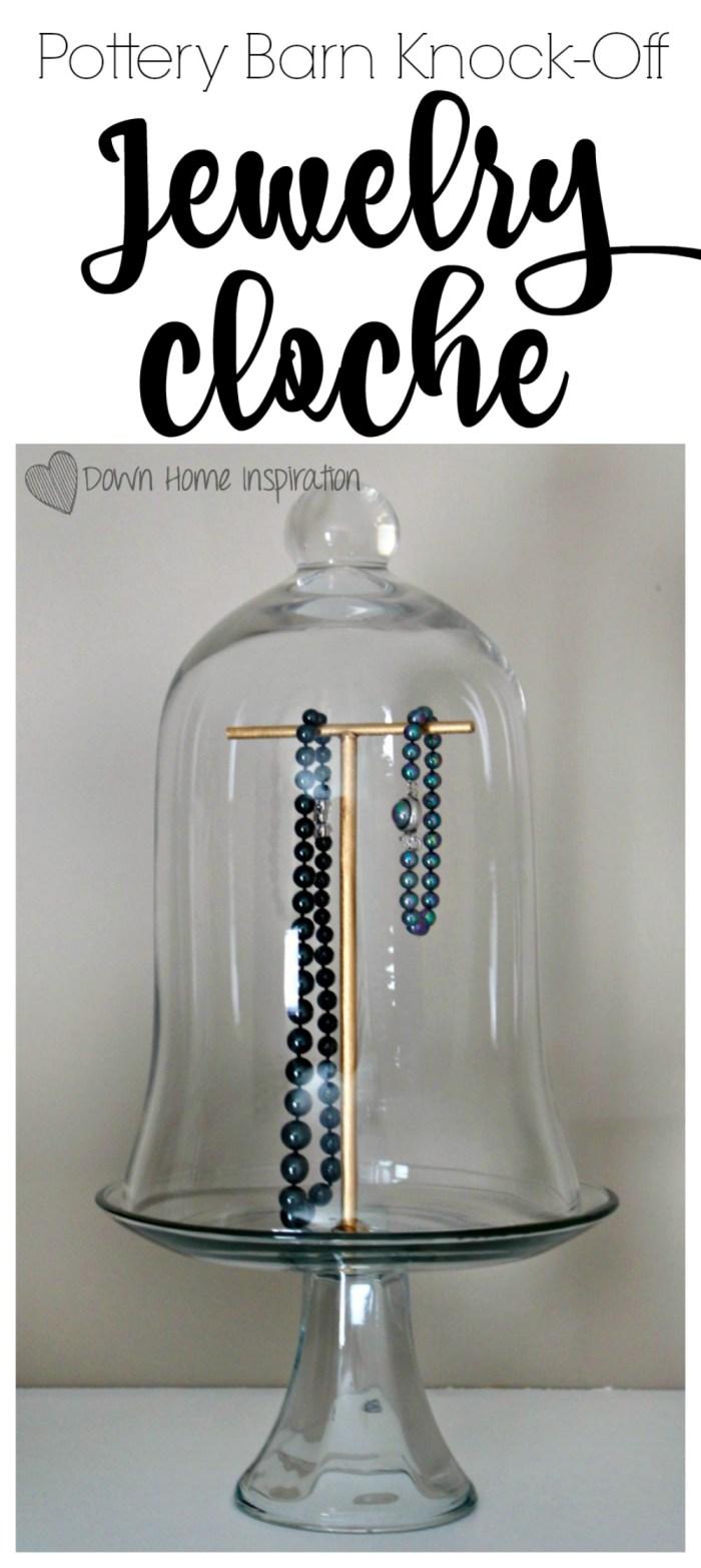 jewelry cloche