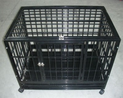 48 Inch Level 3 Commercial Quality Strongest Dog Crate Cage