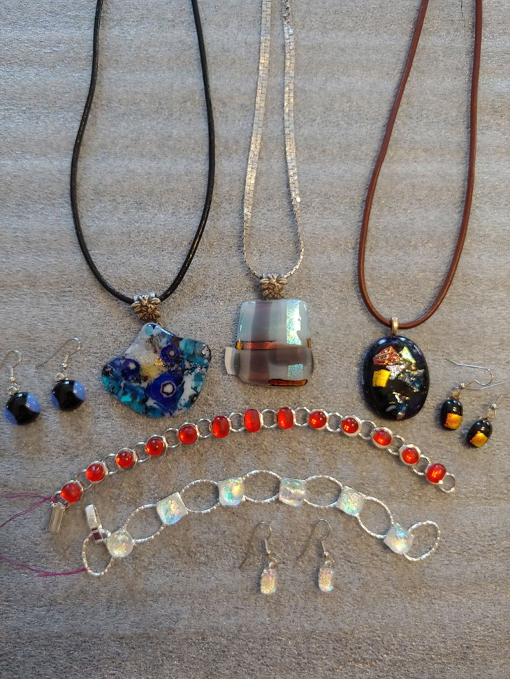 Jewelry Class - no experience necessary. Wednesday, April 24 6-8pm