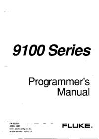Fluke 9100A Other User Manual