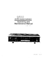 Swan Electronics Corp. 500-CX Transceiver Service and User