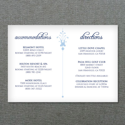 Deco Scroll Wedding Reception Card Template Download Amp Print