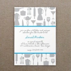 Kitchen Bridal Shower Facelift Before And After Invitation Template Download Print 1