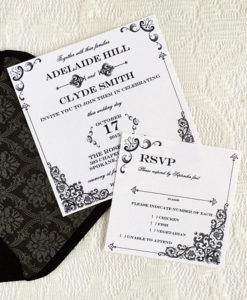 Free Rsvp Template Invitation Wedding Istudio Publisher