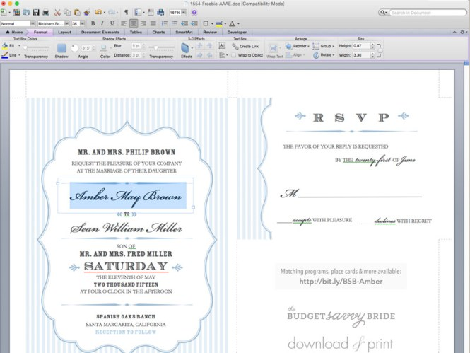 Word Invitations Templates Custom Greeting Cards Free Printable Blank School Pinterest Wedding Invitation For Microsoft
