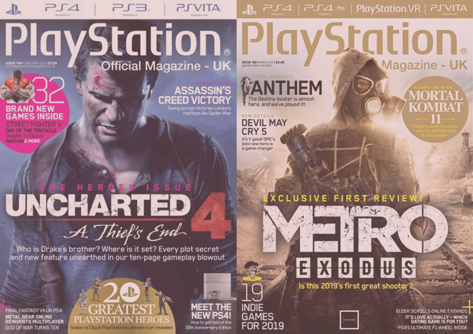 Review for Best PlayStation Magazine