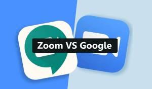 Zoom vs Google