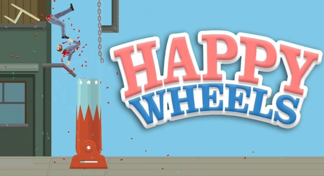 Play Happy Wheels Online
