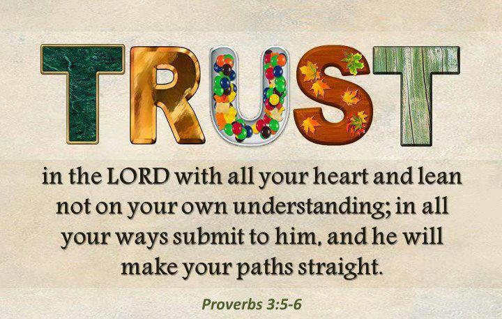 trust in god all the time