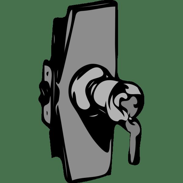 Door Handle Lock Key PNG. SVG Clip art for Web - Download Clip Art. PNG Icon Arts