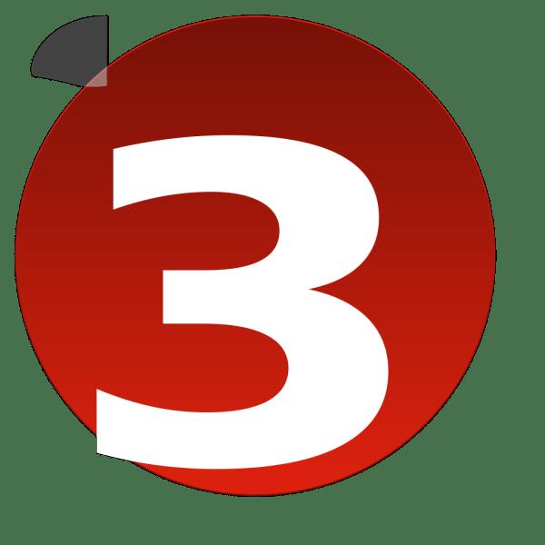 bullet 3 red 3