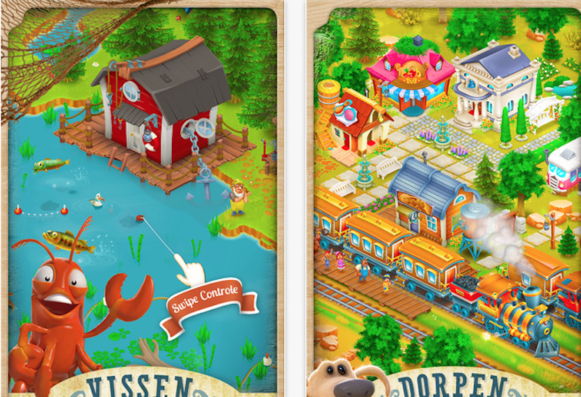 Hay Day Gratis Downloaden Download App Voor Ios En Android
