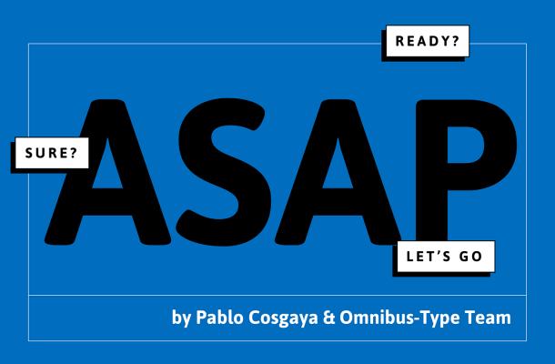 Asap Font Family Free