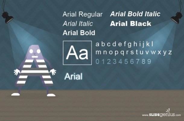 Arial Font Free
