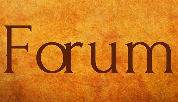 Forum Font Family Free