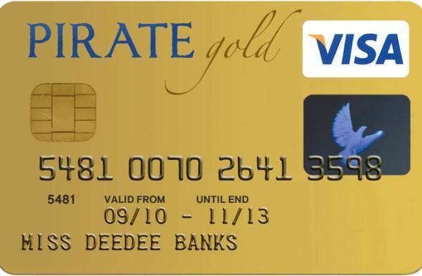 Credit Card font