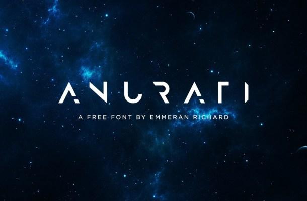 Anurati Font Family