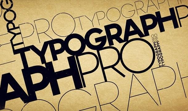 Typograph Pro