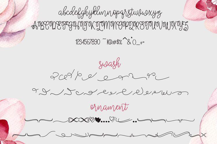Bralyn Script Font-3