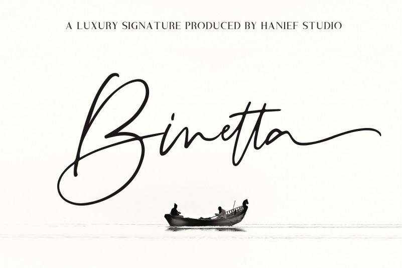 binetta-signature-font-1