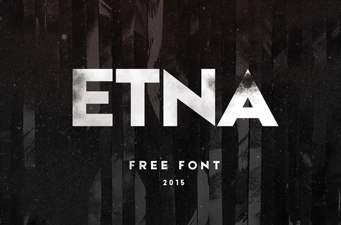 etna-free-font