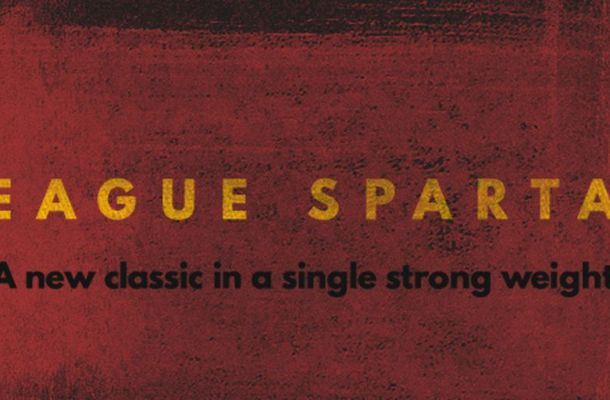 League Spartan Font