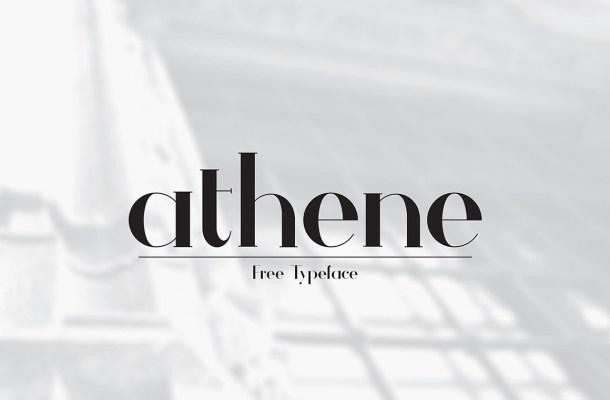 Athene Font Family