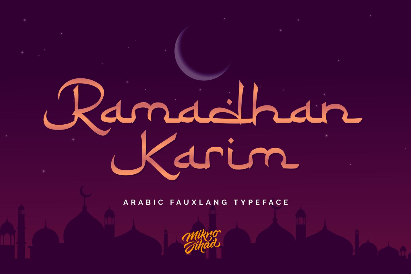 ramadhan-karim-font-design-typography-39750