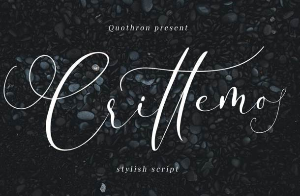 Crittemo Font