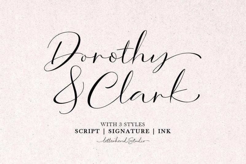 dorothy-clark-script-font