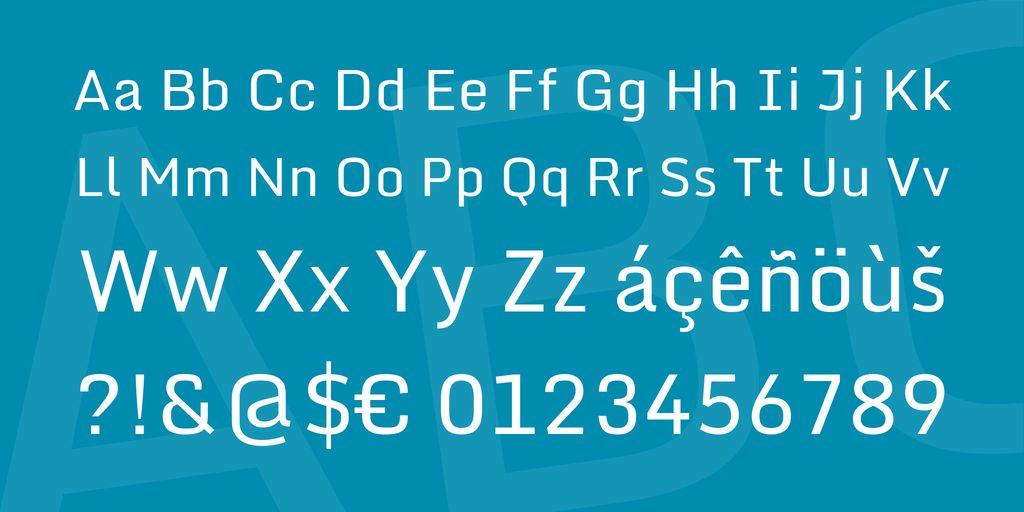 monda-font-3