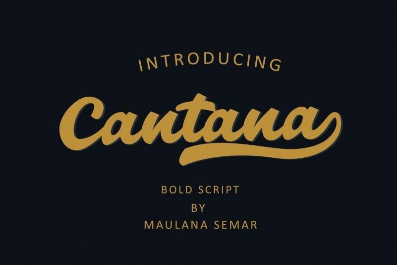 Cantana-Font-1