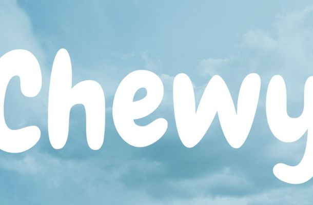 Chewy Font