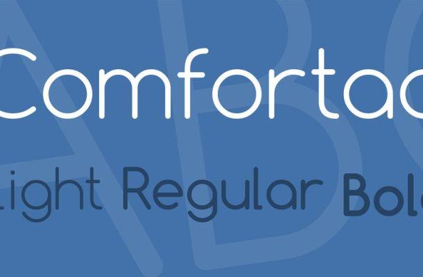 Comfortaa Font Family