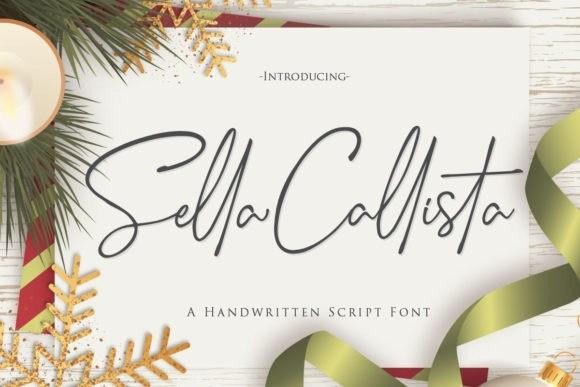 Sella Callista Font