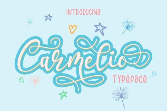 carmelio-font