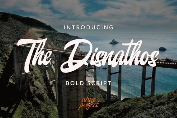 The Disnathos Font