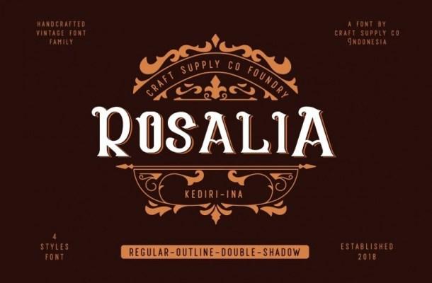 CS Rosalia Font