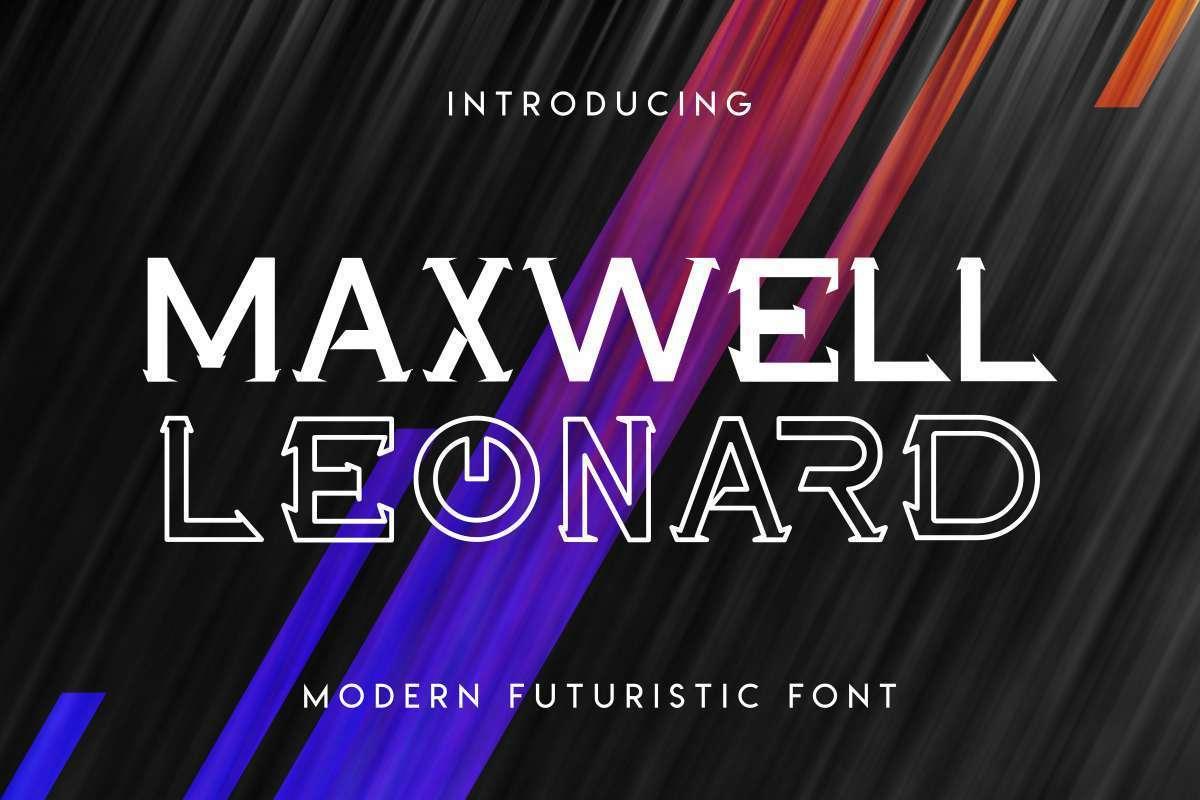 Maxwell-Leonard-Font-1