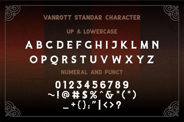 Vanrott-Destroy-Serif-Font-3