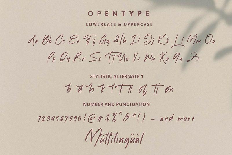 White-Mellow-Font-3