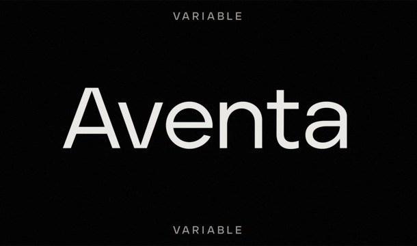 Aventa Sans Font Family